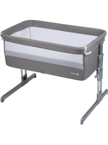 Safety1st Beistell- und Reisebett Calidoo, Warm Grey