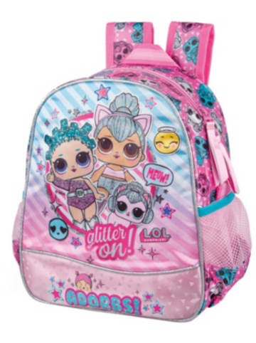 L.O.L. Kinderrucksack L.O.L Surprise! Glitter On!