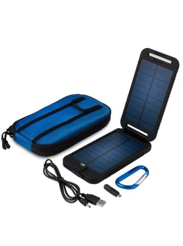 Powertraveller Solarpaneel Solar Adventurer in schwarz
