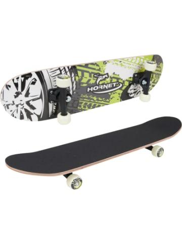 Hornet by Hudora Skateboard ABEC 1 grün