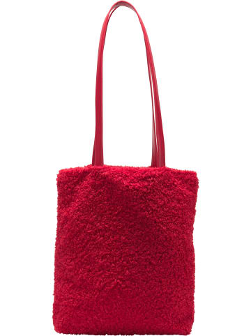 Taddy Schultertasche in Rot
