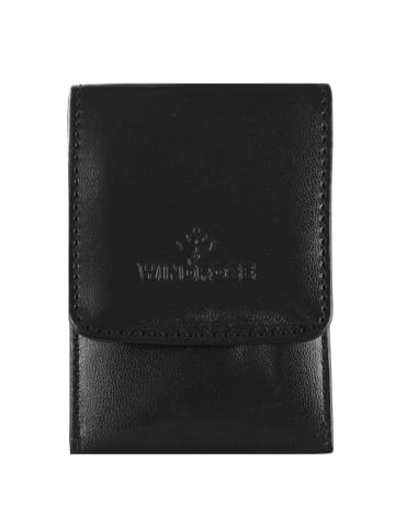 Windrose Merino Manicure-Set 7,5 cm in schwarz