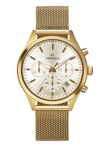 "Orphelia Chronograph Uhr ""Bliss"" In Gold/Gold"