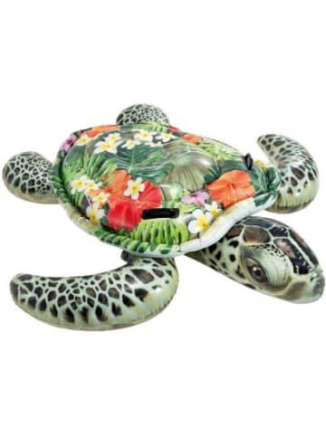 Intex Schwimmtier Schildkröte RideOn Sea Turtle, 191 x 170 cm, sortiert