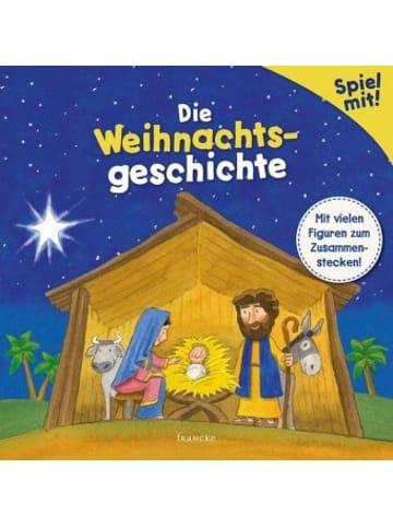 Francke-Buchhandlung Die Weihnachtsgeschichte