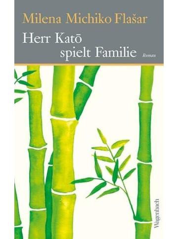 Wagenbach Herr Kato spielt Familie