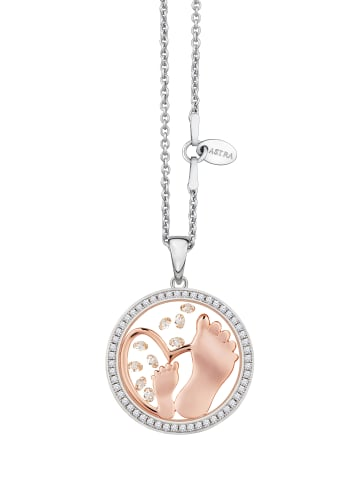 Astra Kette mit Anhänger GIFT OF LIFE in rose gold
