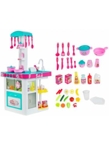 Mega Creative Barbie Küche mit Licht und Ton, 40-tlg.
