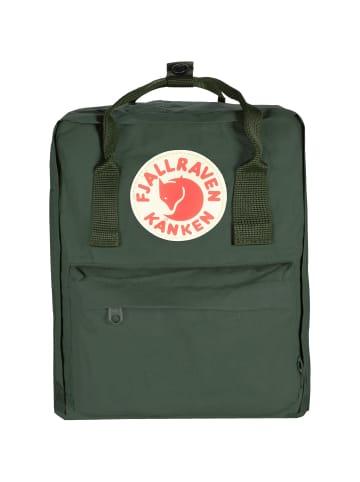FJÄLLRÄVEN Kanken Rucksack Backpack 38 cm in forest green