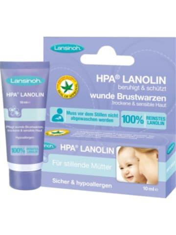 Lansinoh Brustwarzensalbe Lanolin, 10 ml
