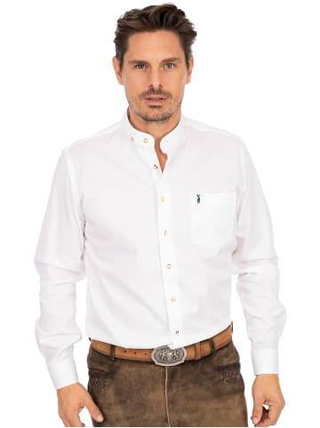 Almsach Hemd Stehkragen LF133 weiß