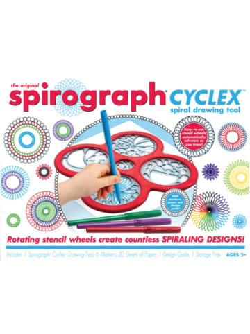 "BOTI Schablonen-Set Spirograph ""Cyclex"""