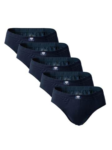 CECEBA Slip 5er Pack in Blau