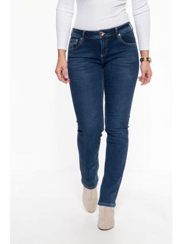 ATT Jeans ATT Jeans ATT JEANS 5-Pocket Jeans aus robustem Denim Stella in dunkelblau