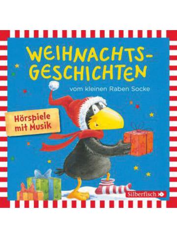 Rabe Socke Weihnachtsgeschichten vom kleinen Raben Socke, 1 Audio-CD