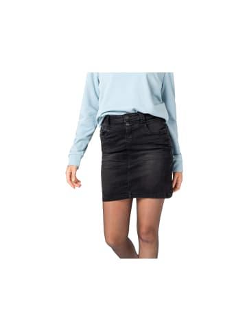 Authentic Style Jeansröcke in schwarz