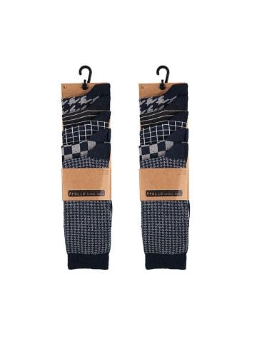 Apollo Socken in multi blue
