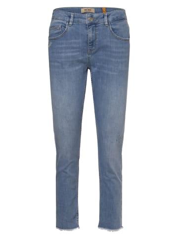 Mos Mosh Jeans Bradford in light stone