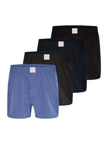 MG-1 Web-Boxershorts 4-Pack Boxershorts Classics #1 in Classics #1
