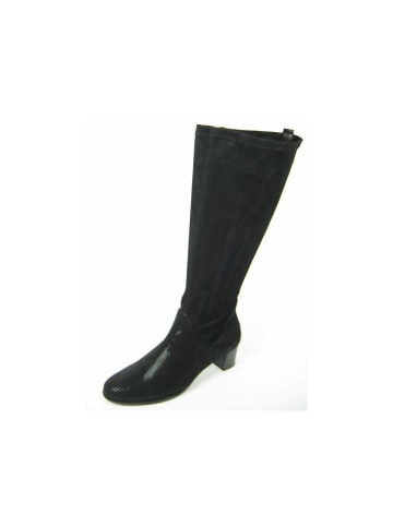 HASSIA Stiefel in schwarz