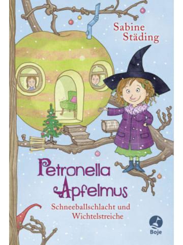 Boje Verlag Petronella Apfelmus - Schneeballschlacht und Wichtelstreiche