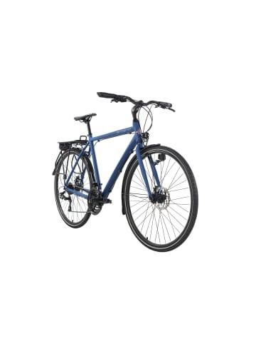 KS CYCLING 28  Zoll Trekkingrad Herrenfahrrad Antero in blau