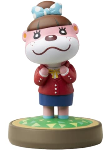 Nintendo  amiibo Figur Karlotta (Animal Crossing)