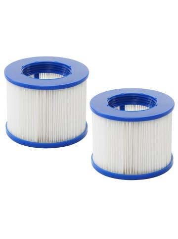 MCW Wasserfilter für Whirlpool E32, 2 Stück