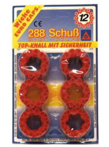 Schroedel RingAmorces 12-Schuss Munition, 288 Schuss