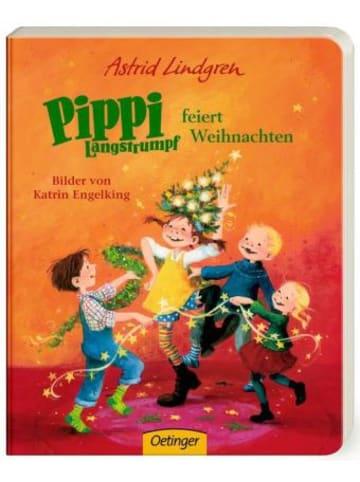 Oetinger Pippi Langstrumpf feiert Weihnachten