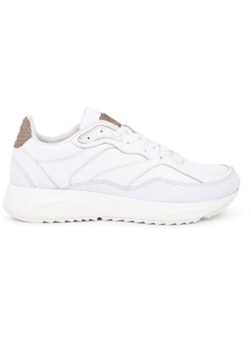 WODEN Sneakers Sophie Leather in Weiß