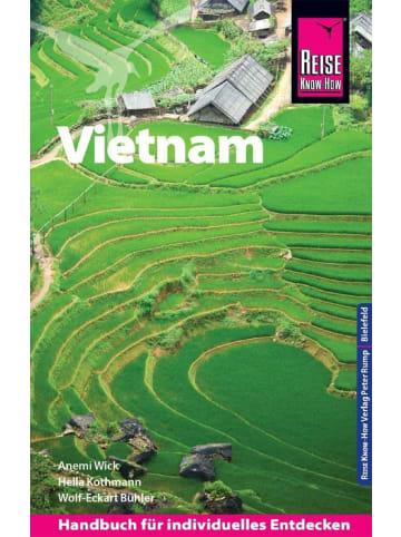 Reise Know-How Verlag Peter Rump Reise Know-How Reiseführer Vietnam