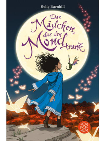 Fischer Kinder- und Jugendbuch Das Mädchen, das den Mond trank