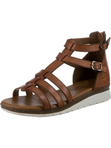 PAUL VESTERBRO Fashion Soft Look Leder Klassische Sandaletten