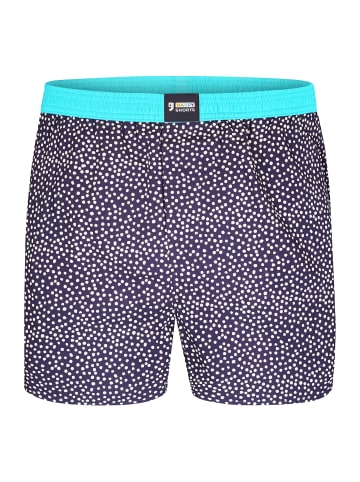 Happy Shorts Boxershorts Motive in Brush Dots