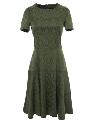MaDam-T Skaterkleid Kleid Sapaleri in grün