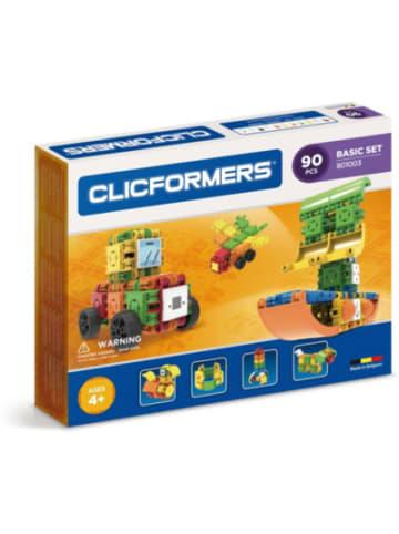 CLICFORMERS - Basic Set - 90 Stück