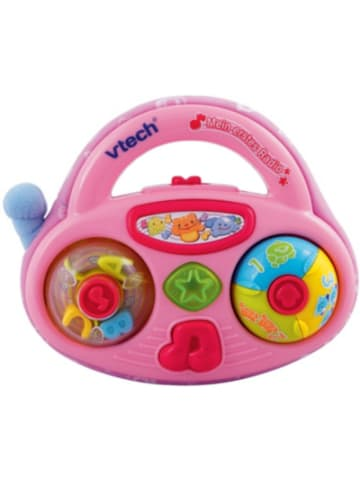 Vtech Mein erstes Radio, pink
