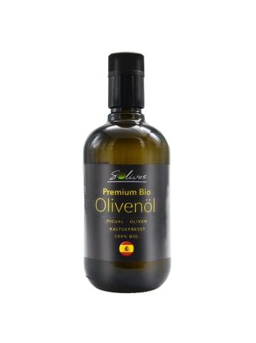Granar 2 x 500ml Premium BIO Olivenöl-Set 2, Spanien & Griechenland