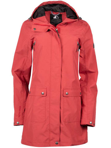 Whistler Parka Bamina W Long W-PRO 10000 in 4123 Cardinal
