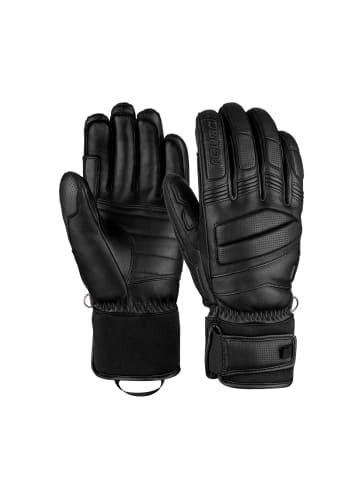 Reusch Fingerhandschuhe Master Pro in 7700 black