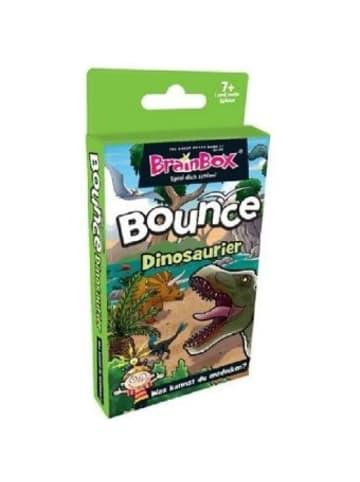 Carletto BrainBox Bounce - Dinosaurier (Kinderspiel)