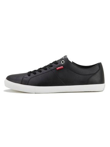 Levi´s Sneaker in Schwarz