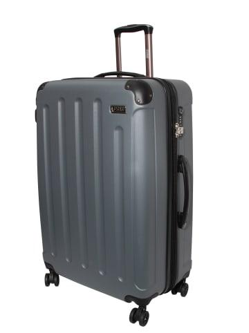 "PSNGR Koffer ""SEATTLE EDITION"" Größe L in Anthrazit"