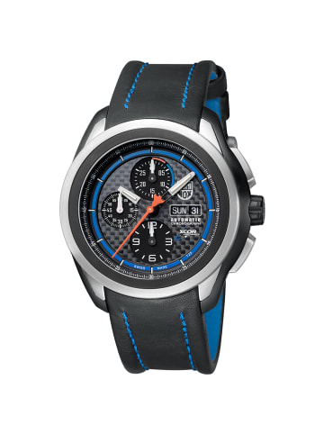 "Luminox Herrenuhr ""Space SXC XCOR XU.5261"" in schwarz und blau"