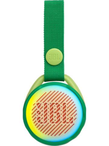 JBL  Tragbarer Lautsprecher Junior Pop, grün