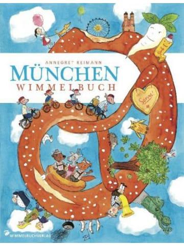 Wimmelbuchverlag München Wimmelbuch