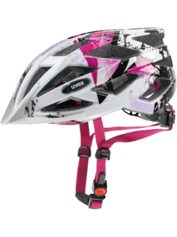 Uvex Fahrradhelm air wing 52-57, white-pink
