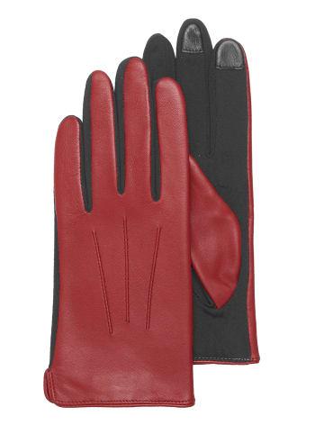 Kessler Handschuh MIA Touchscreen in crimson