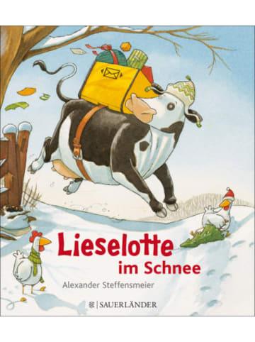 FISCHER Sauerländer Lieselotte im Schnee, Mini-Ausgabe